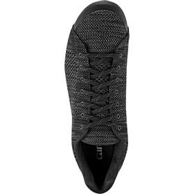 Giro Republic R Knit Zapatillas Hombre, black/charcoal heather